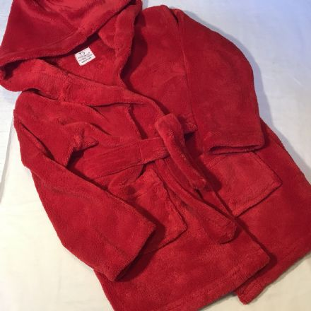 12-18 Month Red Robe